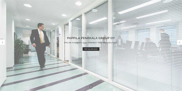 Pappila Penkkala
