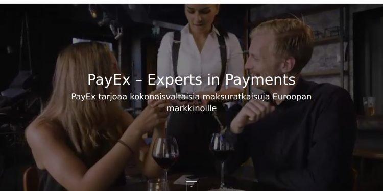 PayEx Suomi Oy