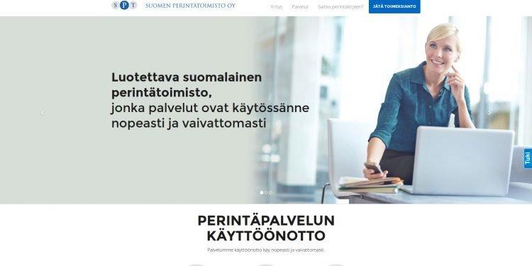 Suomen Perintätoimisto Oy